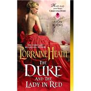 The Duke and the Lady in Red by Heath, Lorraine, 9780062276261