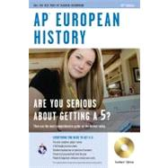 AP European History by Campbell, M. W., 9780738606262