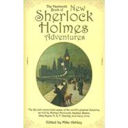 The Mammoth Book of New Sherlock Holmes Adventures by Ashley, Mike, 9780762436262