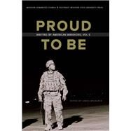 Proud to Be by Brubaker, James, 9780997926262
