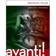 Avanti: Beginning Italian by Aski, Janice; Musumeci, Diane, 9780073386263