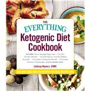 The Everything Ketogenic Diet Cookbook by Boyers, Lindsay, 9781507206263