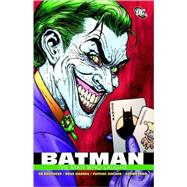 Batman: The Man Who Laughs SC by BRUBAKER, EDMAHNKE, DOUG, 9781401216269