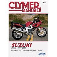 Suzuki SV650, 1999-2009 by Haynes Manuals, 9781599696270