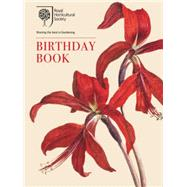 The Royal Horticultural Society Birthday Book by Frances Lincoln Limited, 9780711236271