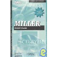 Miller Gaas Guide 2003 by BAILEY, 9780735536272