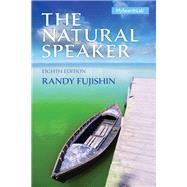 The Natural Speaker by Fujishin,Randy, 9780205946273