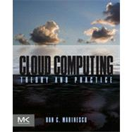 Cloud Computing by Marinescu, Dan C., 9780124046276