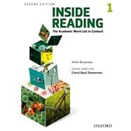 Inside Reading 2e Student Book Level 1 by Burgmeier, Arline, 9780194416276