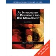 Introduction to Derivatives and Risk Management With Stock-trak Coupon by CHANCE/BROOKS, 9780324646276