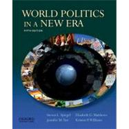 World Politics in a New Era by Spiegel, Steven; Matthews, Elizabeth; Taw, Jennifer; Williams, Kristen, 9780199766277