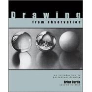 Drawing from Observation (Reprint) by Curtis, Brian, 9780077356279
