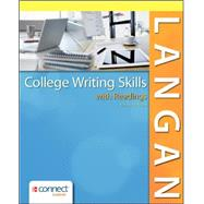 College Writing Skills with Readings by Langan, John, 9780078036279
