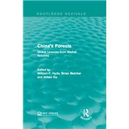 China's Forests: Global Lessons from Market Reforms by Mishan; E. J., 9781138946279