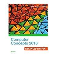 New Perspectives Computer Concepts 2016 Enhanced, Comprehensive by Parsons, June Jamrich, 9781305656284