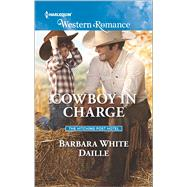Cowboy in Charge by White Daille, Barbara, 9780373756285