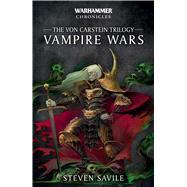 Vampire Wars by Savile, Steven, 9781784966287