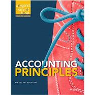 Accounting Principles 12E w/ WileyPLUS Access Card by Weygandt, 9781119036289