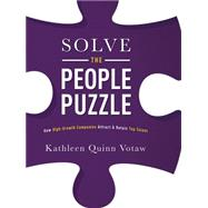 Solve the People Puzzle by Votaw, Kathleen Quinn, 9781599326290