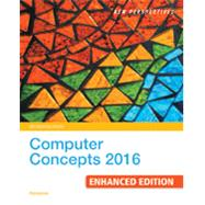 New Perspectives Computer Concepts 2016 Enhanced, Introductory by Parsons, June Jamrich; Oja, Dan, 9781305656291