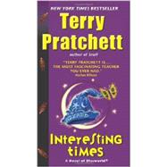 Interesting Times by Pratchett, Terry, 9780062276292