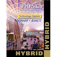 Physics for Scientists and Engineers with Modern, Revised Hybrid (with Enhanced WebAssign Printed Access Card for Physics, Multi-Term Courses) by Serway, Raymond A.; Jewett, John W., 9781305266292