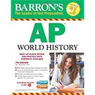 Barron's Ap World History by McCannon, John, 9781438076294