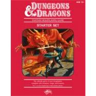 Dungeons & Dragons Fantasy Roleplaying Game: Starter Set by Wizards of the Coast LLC, 9780786956296