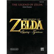 The Legend of Zelda Symphony of the Goddesses by Kondo, Koji (COP); Minegishi, Toru (COP); Nagata, Kenta (COP); Ohta, Asuka (COP); Wakai, Hajime (COP), 9781470626297
