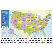 The United States for Kids by National Geographic Maps - Reference, 9781597756297