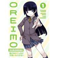 Oreimo: Kuroneko Volume 1 by Ikeda, Sakura, 9781616556297