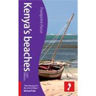 Kenya's Beaches Footprint Focus by Williams, Lizzie, 9781908206299