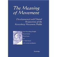 Meaning of Movement by Amighi, 9781138006300