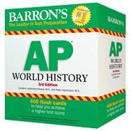Barron's AP World History by Lupinskie-huvane, Lorraine; Caporusso, Kate, 9781438076300