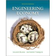 Engineering Economy by Blank, Leland; Tarquin, Anthony, 9780073376301