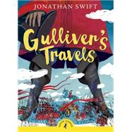 Gulliver's Travels by Swift, Jonathan, 9780141366302