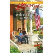 Fresh-Start Family by Lisa Mondello, 9780373876303