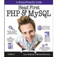 Head First: Php & Mysql by Beighley, Lynn, 9780596006303
