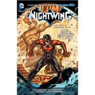 Nightwing Vol. 4: Second City (The New 52) by HIGGINS, KYLEBOOTH, BRETT, 9781401246303