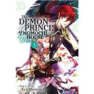 The Demon Prince of Momochi House 5 by Shouoto, Aya, 9781421586304