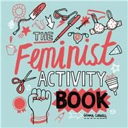 Feminist Activity Book by Correll, Gemma, 9781580056304