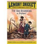 The Bad Beginning by Snicket, Lemony, 9780061146305