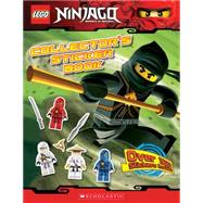 Lego Ninjago: Collector's Sticker Book by Scholastic, 9780545356305