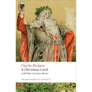 A Christmas Carol and Other Christmas Books by Dickens, Charles; Douglas-Fairhurst, Robert, 9780199536306