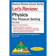 Let's Review Physics by Lazar, Miriam A., 9781438006307