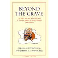 Beyond the Grave 9780060936310R