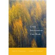 Crisis Intervention Case Book by Cavaiola,Alan, 9780618946310