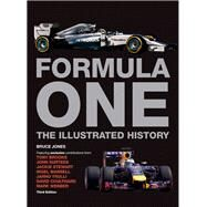 Formula One by Jones, Bruce; Brooks, Tony (CON); Surtees, John (CON); Stewart, Jackie (CON); Mansell, Nigel (CON), 9781780976310