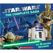 Star Wars : The Complete Saga by Fry, Jason, 9780545356312