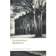 Bleak House by Dickens, Charles; Gill, Stephen, 9780199536313